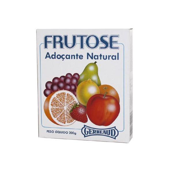 Adoçante Frutose 200g