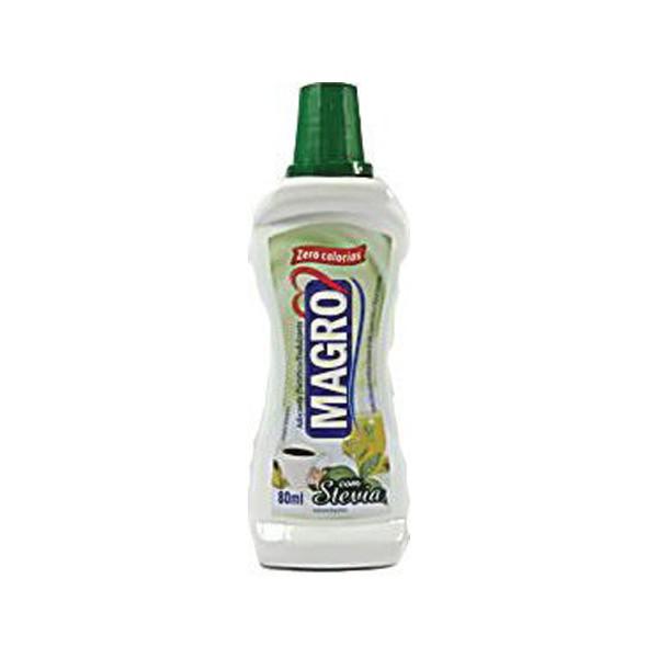 Adoçante Magro Com Stevia 80ml