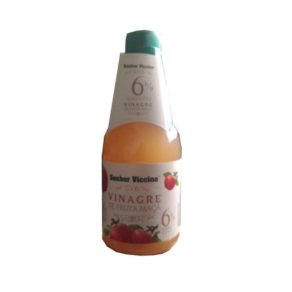 Vinagre de Maçã 6% Orgânico 300ml