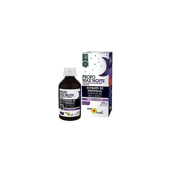 Propomax Noite extrato de Própolis , Vitamina B6, B12 e Zinco 140ml