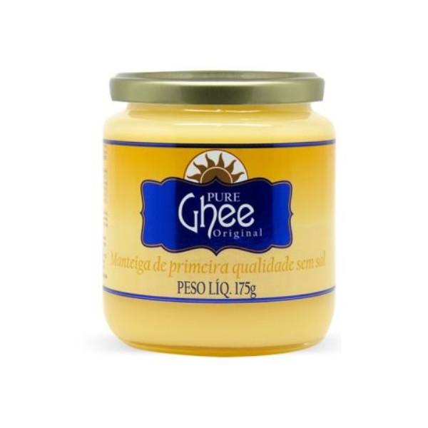 Pure Ghee Original Manteiga Clarificada 175g