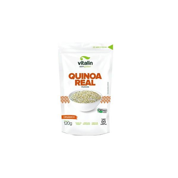 Quinoa Real em Flocos Orgânica 120g