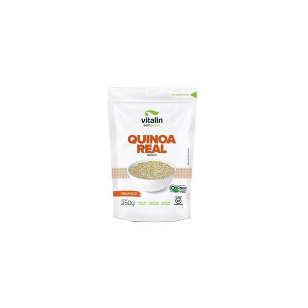 Quinoa Real em Grãos Orgânico 250g