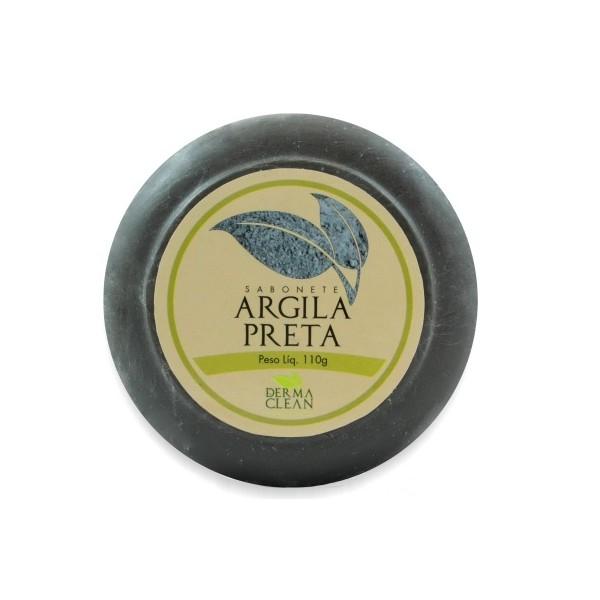 Sabonete de Argila Preta 110g