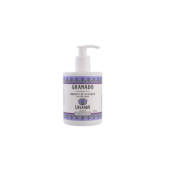 Sabonete Líquido de Glicerina Lavanda 300ml