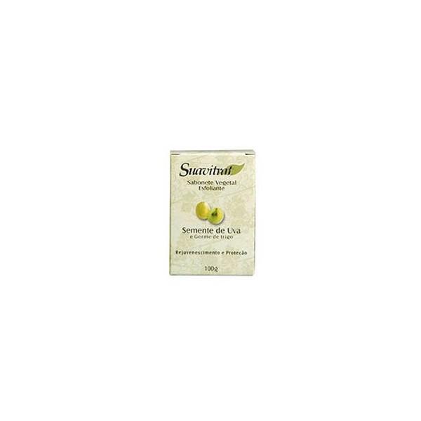Sabonete Esfoliante Semente de Uva e Gérmen de trigo 100g