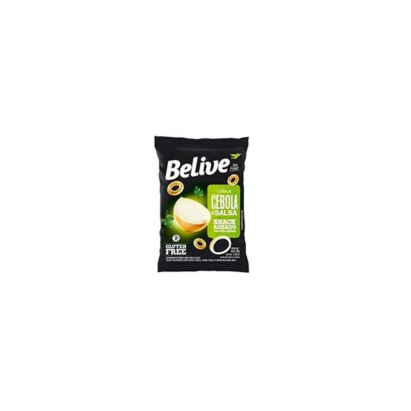 Snack Belive Cebola e Salsa 35g
