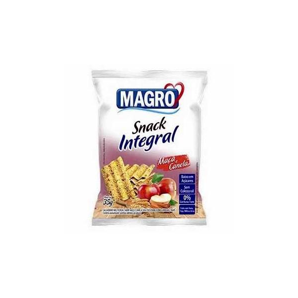 Snack Integral Maçã e Canela 35g