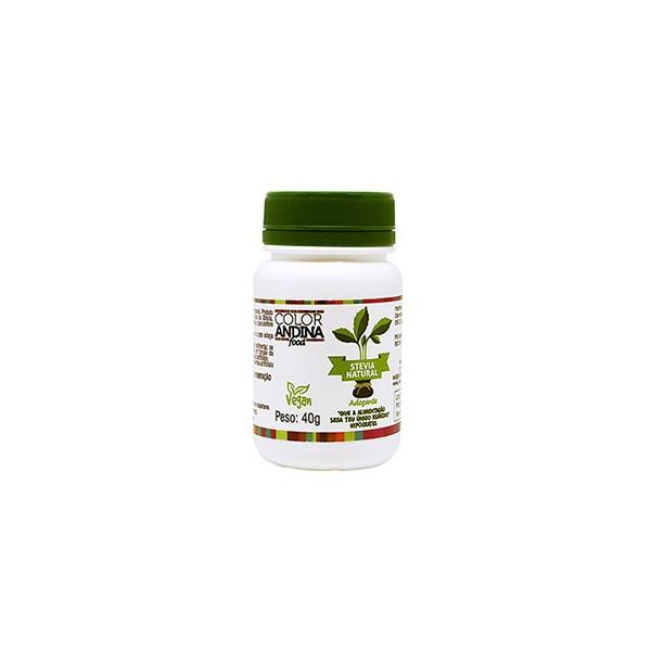 Stevia Dietétyico em Pó Zero Açúcar 40g