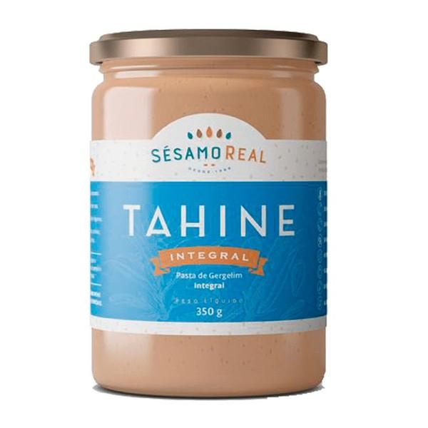 Tahine Integral Sésamo Real 350g