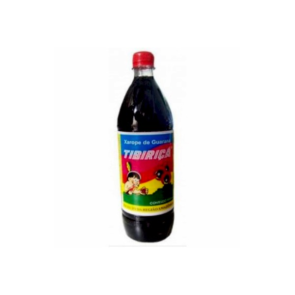 Xarope De Guaraná 900ml