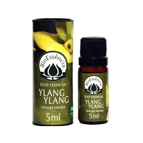 Óleo Essencial Ylang Ylang 5ml