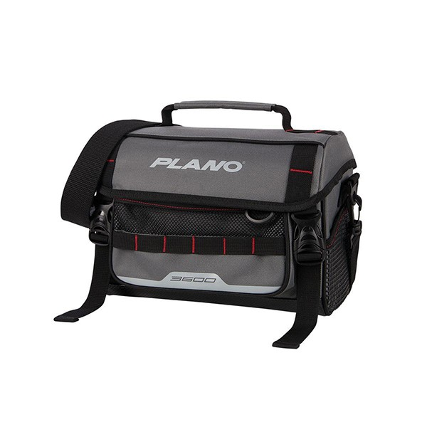 Bolsa Plano Weekend Series Softsider Tackle Bag PLAB36120 c/ 2 estojos