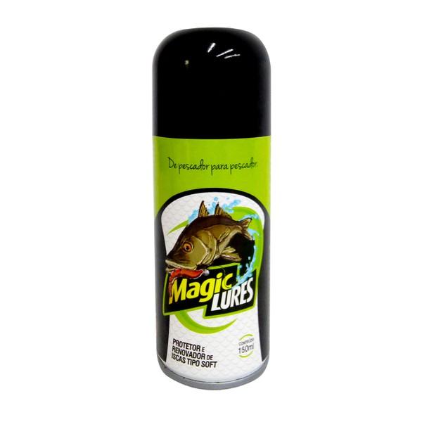 Renovador Spray De Iscas Soft Monster 3x Lures