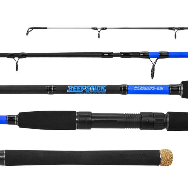 "Vara para Molinete Daiwa Beef Stick BF562MFS 10-20lbs 5'6""(1,68m) 2 partes"