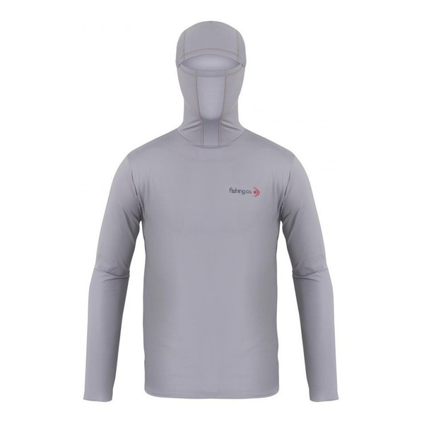 Camiseta Fishing Co. Ninja Cinza