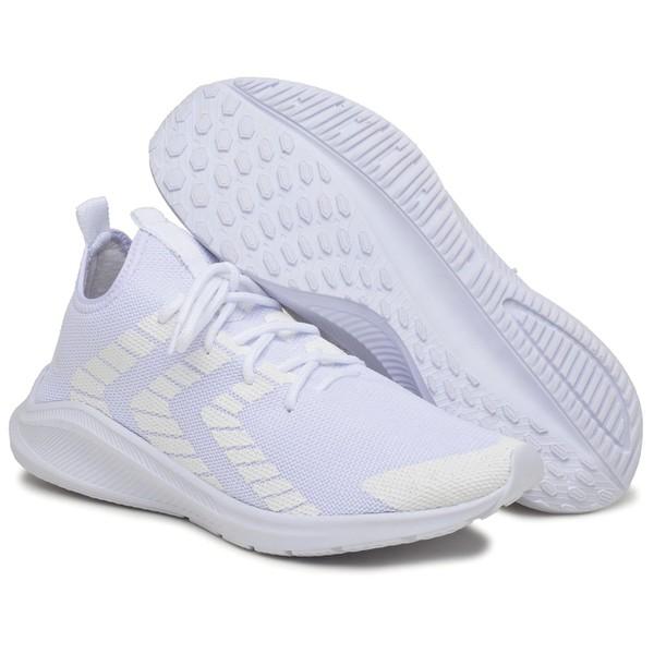 Tenis Masculino de Caminhada Corrida Esporte B2C Branco
