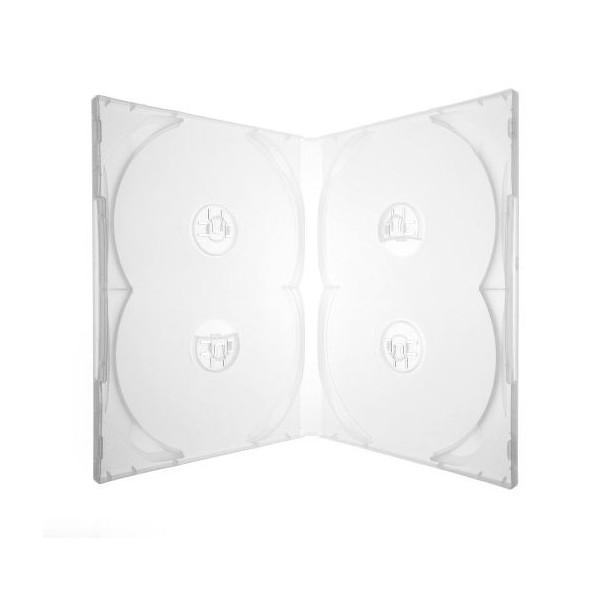 Box DVD Scanavo Quadruplo Tr. Sony CX C/100UN.