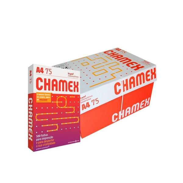 PAPEL SULFITE A4 CHAMEX OFFICE A4 75g - 5.000 Folhas