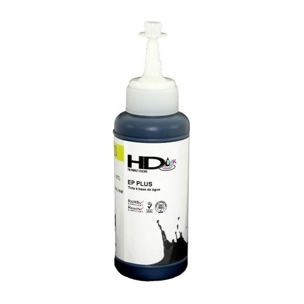 Tinta UV Compatível Epson / Brother - 100ml - Preta