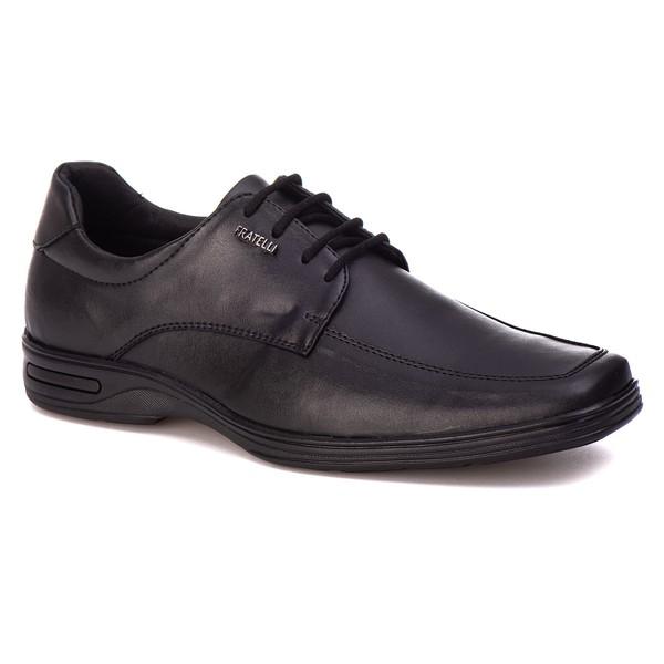 Sapato Masculino Anti Stress - Ref:5040 Preto