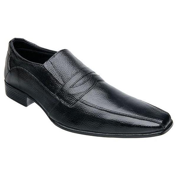 Sapato Social Preto 442Pto