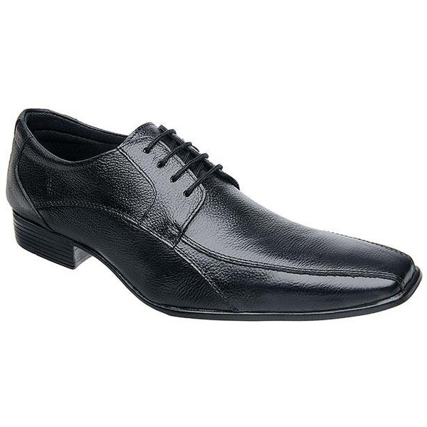 Sapato Social Preto 451Pto