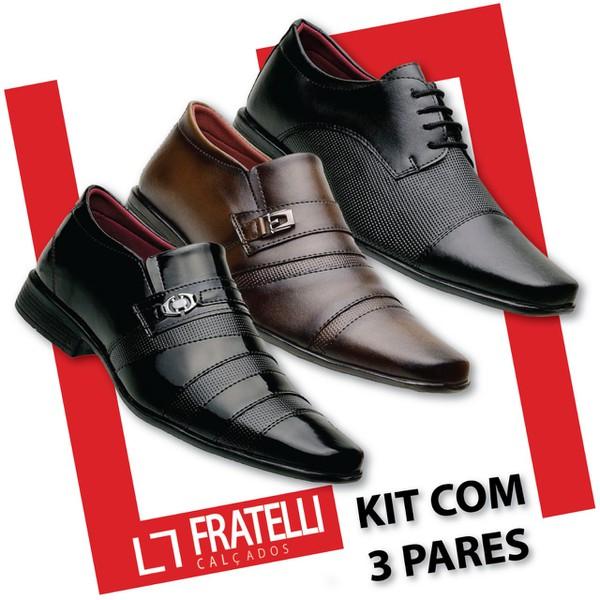 Kit 3 Pares - 801/803/826