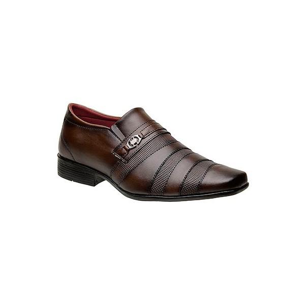Sapato Social Capuccino 826Ca