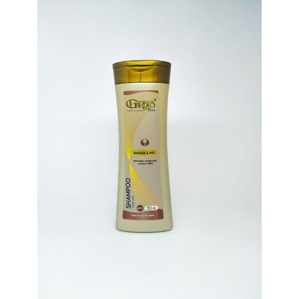 Shampoo Banana e Mel 350ml