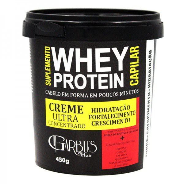 Whey Protein Capilar 450g