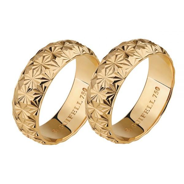 Aliança de Casamento Diamantada