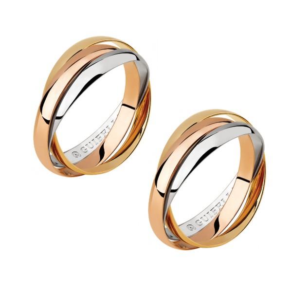 Alianças de Casamento Cartier - Ouro 18k 750