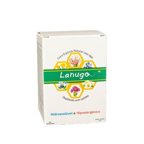 Kit Lanugo130g para pequenas áreas