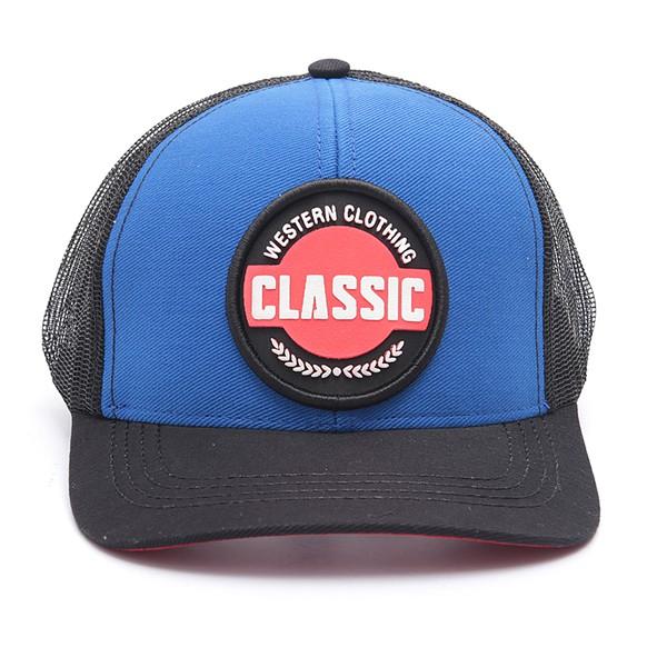 Boné Classic - Azul/Tela