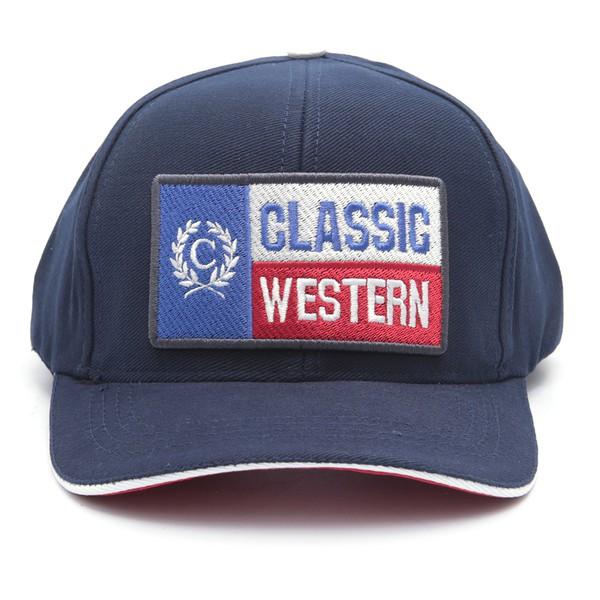 Boné Classic Western - Marinho