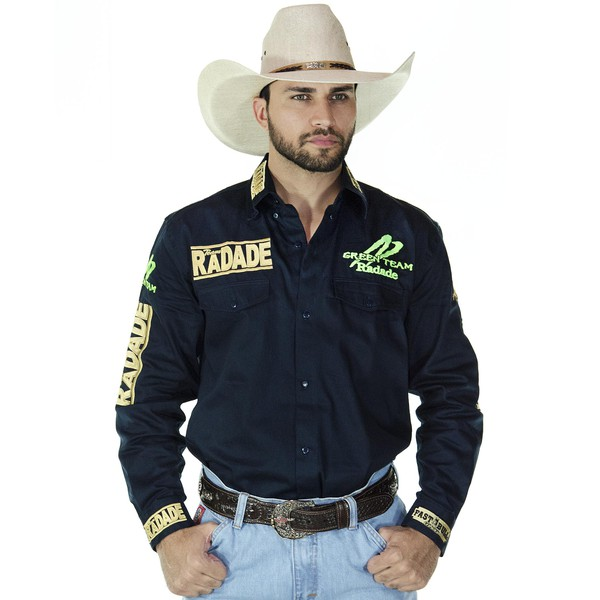 Camisa Country Masculina Radade Marinho