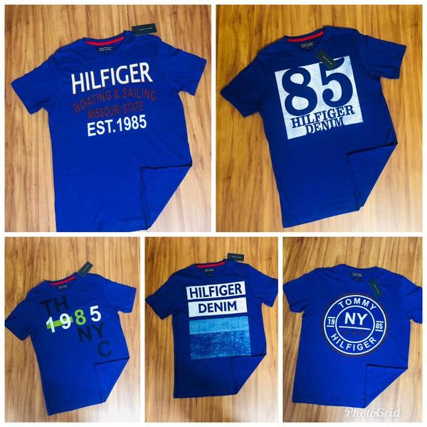 Camiseta Tommy Hilfiger