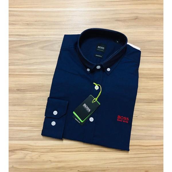 Camisa Social Hugo boss