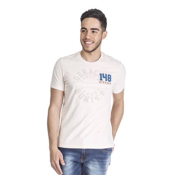 Camiseta Geração 148 2019 Creme
