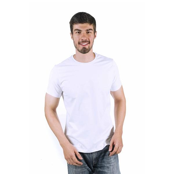 Camiseta Básica Branca