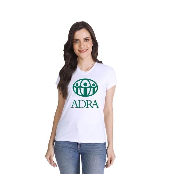 Camiseta Baby Look ADRA