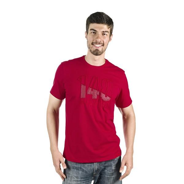 Camiseta Geração 148 2020 Vermelha