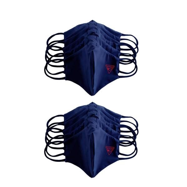 Kit 10 Máscaras Anatômicas Desbravadores