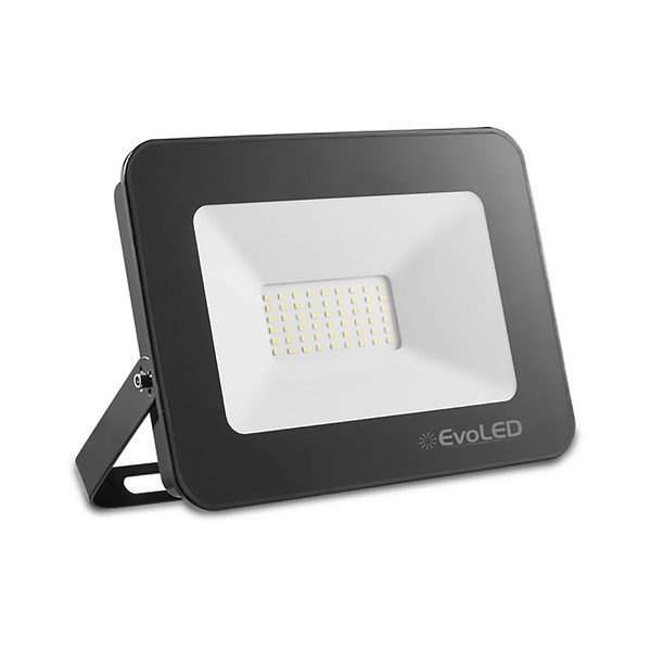 Refletor de LED 30W Branco Quente Evoled