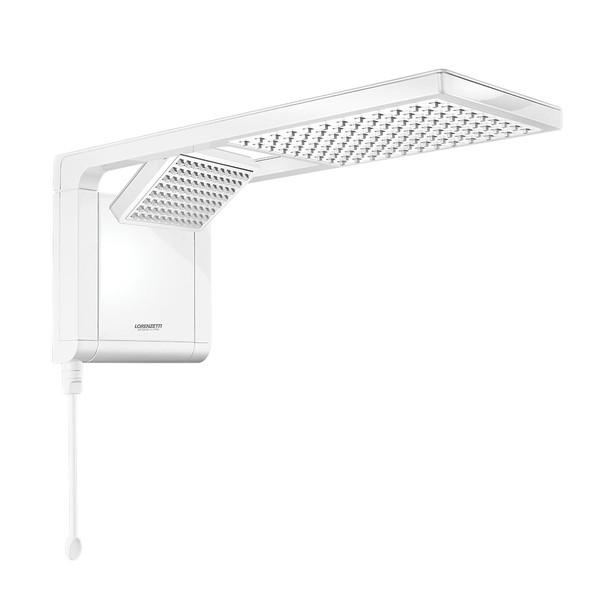 Chuveiro e Ducha Acqua Duo Ultra Eletrônica Branco 127V 5500W Lorenzetti