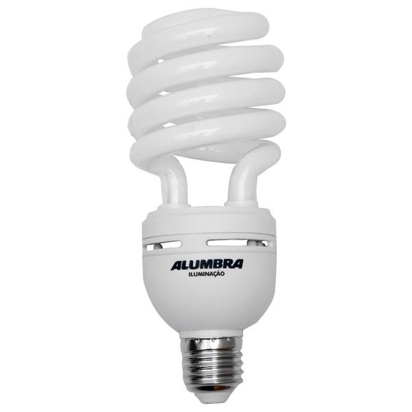 Lâmpada Fluorescente Compacta Espiral 5756 30W E27 220V Alumbra Iluminação