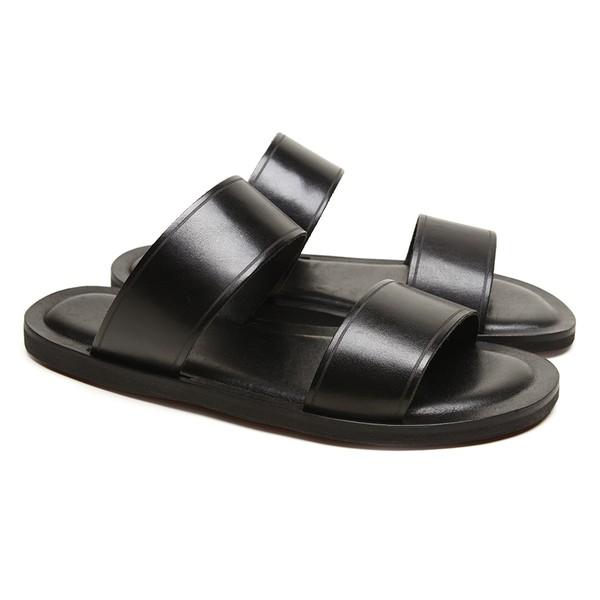 Sandália Masculina Preta 363005C