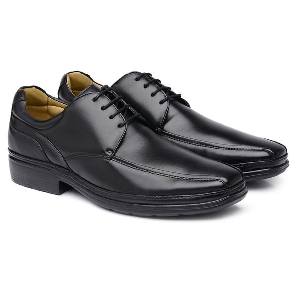Sapato Casual Ultra-leve Preto 4903
