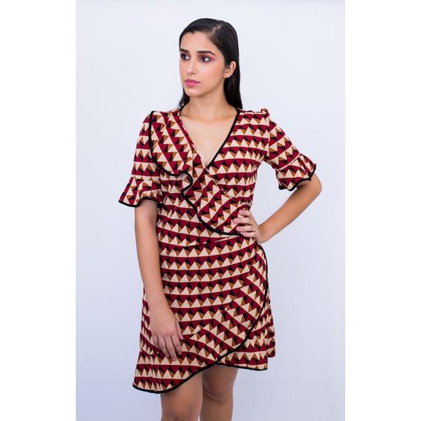 Vestido Fábia - JP